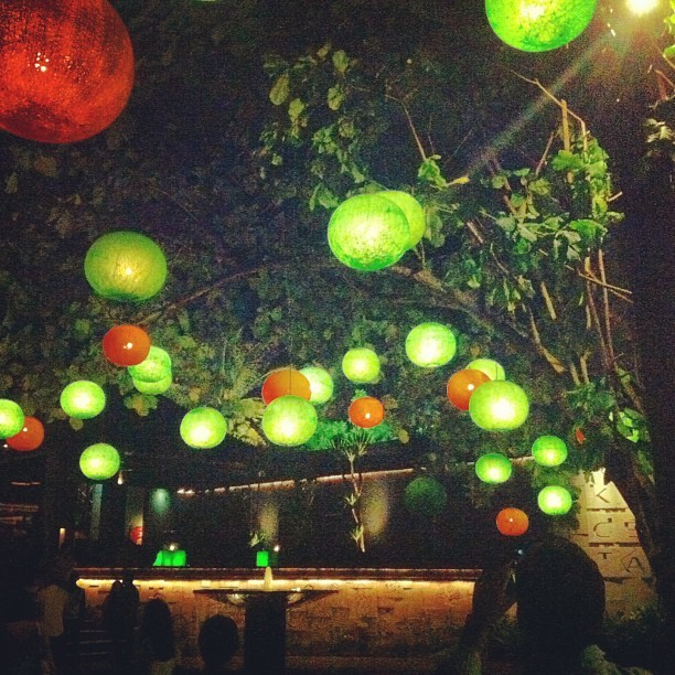 Beautiful evening at Kudeta! #kudeta #bali #hothouse  (at Ku De Ta)