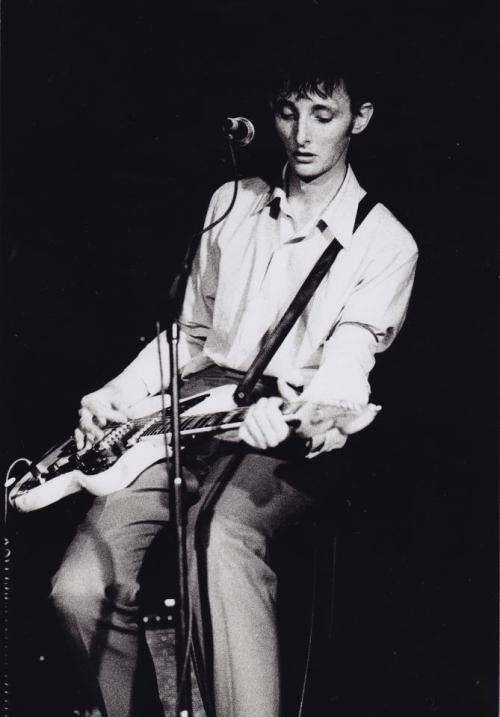 Do yourself a favor and WATCH the Rowland S. Howard documentary Autoluminescent. touching, funny, sad tribute to one of the greatest/most original guitarists of all time.