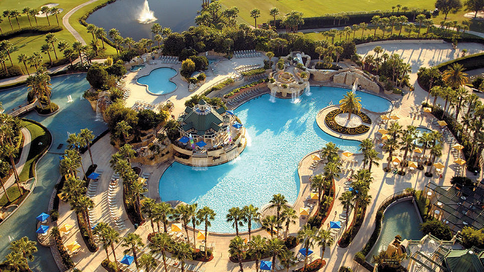 Orlando World Center Marriott in Florida (via Orlando World Center Marriott : Daily Escape : Travel Channel)