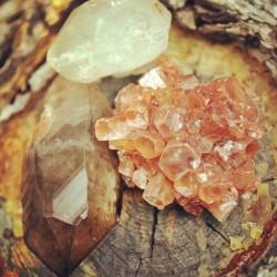 bohemian crystals