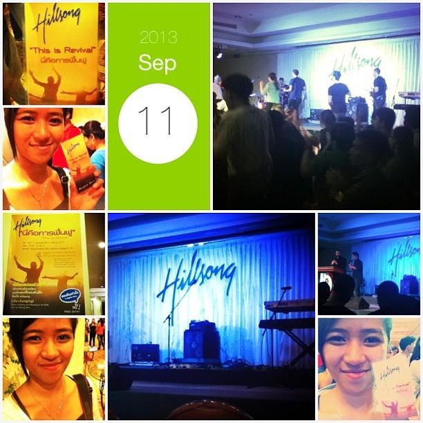 Kahit pagod ako, di ko palalampasin to! For free! Super nakakabless! Hillsong Team and Ptr. Darren. Thank you Lor