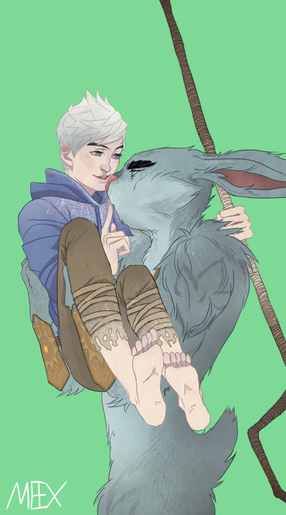 meexart:  JackRabbit from the livestream! Thank you for everyone who showed up <333
