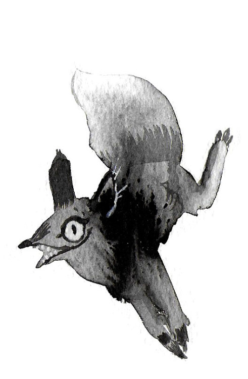 ink inkdrawing wolf traditional art crfa21
