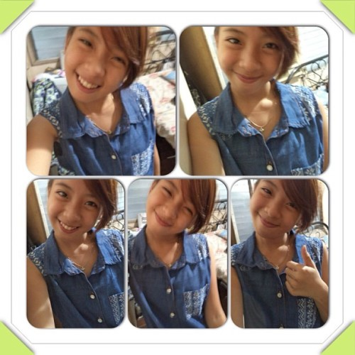 Yow! Evening :> #Denim #five #peaceOut #owkey?