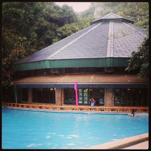 Swimming in the rain! brrrr~ #summer #dakak #dapitan #lastday