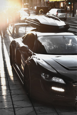 rashadsays:  Jon Olsson's R8 is a masterpiece.