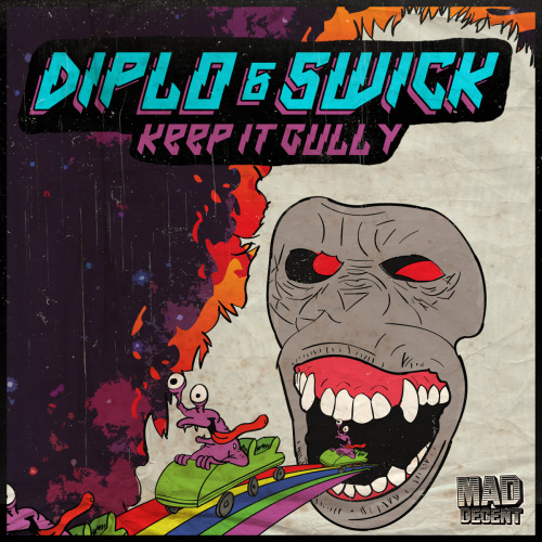 """Keep It Gully"" the new Diplo single alongside Australia's Swick previously only available on Mad Decent Premium. Diplo states"" Swicks vibe is always a bit more broken liquid and thats how we keep that 4×4 uptempo fresh and bangin."" On the B-side ""Dat A Freak"" feat. TT The ARTIST & Lewis Cancut"" is an egyptian twurk anthem for the ladies and just for fun we threw in the dub version as well for all the late night underground ravers. Look out for ""Keep It Gully"" dropping on iTunes and Beatport this Tuesday! TRACKLIST: 1.Diplo & Swick - Keep It Gully 2.Diplo & Swick - Dat A Freak (ft. TT & Lewis Cancut) 3.Diplo & Swick - Dat A Freak (ft. TT & Lewis Cancut) [Dub] http://www.maddecent.com/releases/keep-it-gully/ https://itunes.apple.com/au/album/keep-it-gully-single/id617068034 http://www.beatport.com/release/keep-it-gully/1057248 http://soundcloud.com/swickswick/sets/keep-it-gully-ep-diplo-swick/"