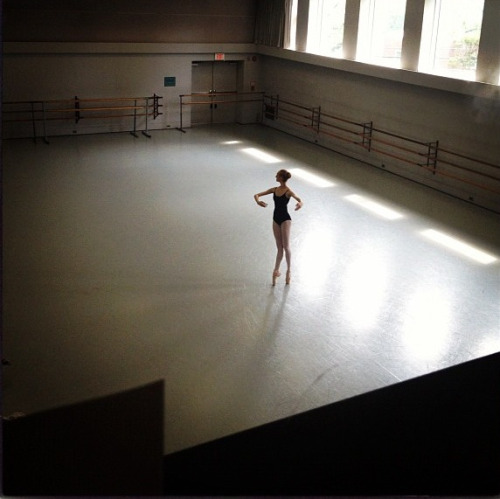 ballet-every-day:  A photo I took at Kirov