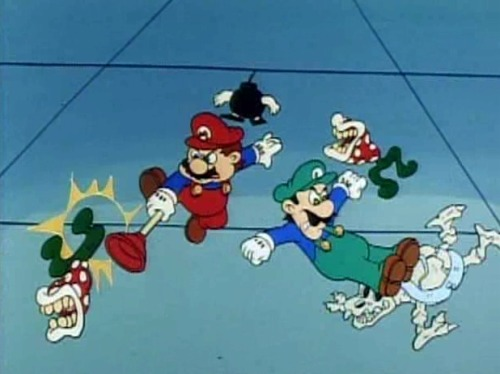 suppermariobroth:  You don't want to make the Mario Bros. angry.