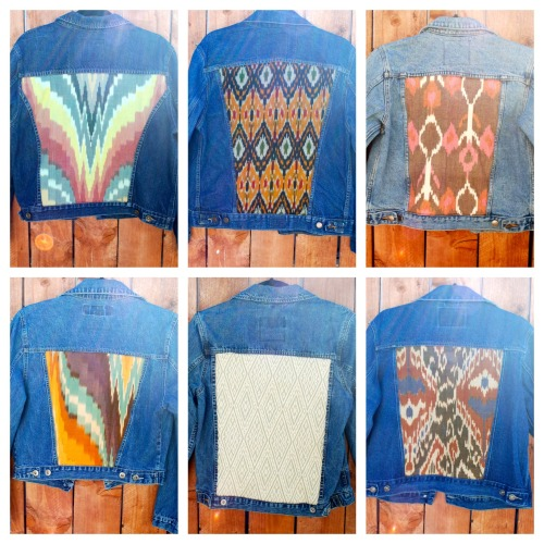 New jackets added to our Etsy store! Be sure to check them out by clicking the above photo!