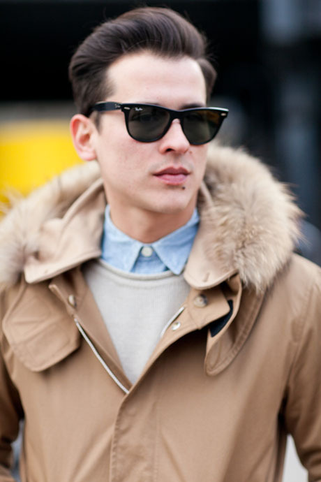 details:  Street Style: New York Fashion Week, Fall 2013