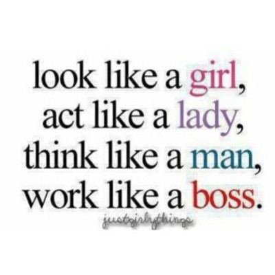 #girl #lady #man #boss