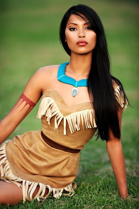 findyourcent3r:  I hope to find my own Pocahontas one day…