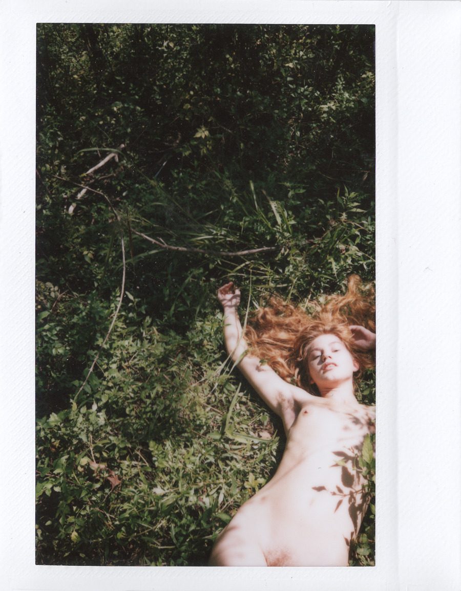 """Living Waters""Corwin Prescott - Nettie Harris - Buy This Polaroid"