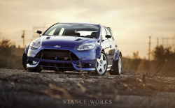 The Fifteen52 Ford Focus ST TrackSTer