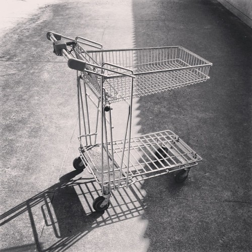 lost cart #brussels