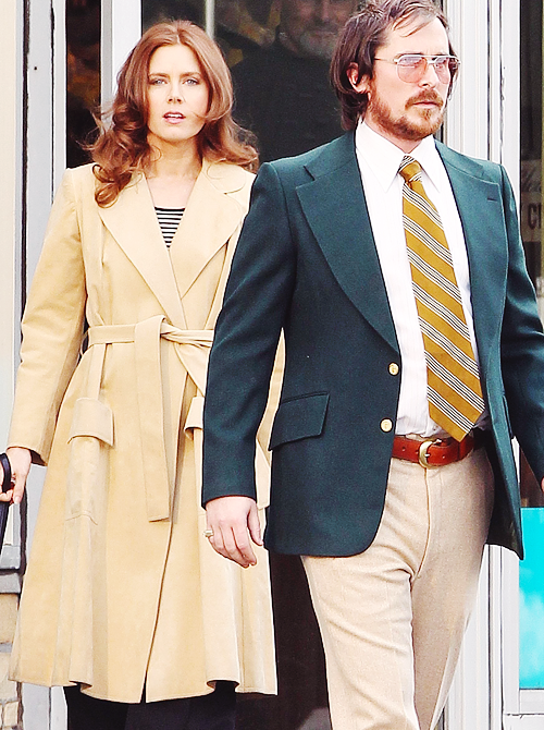 amyadamsdaily:  On set of Untitled David O. Russell Project (22.03.2013)