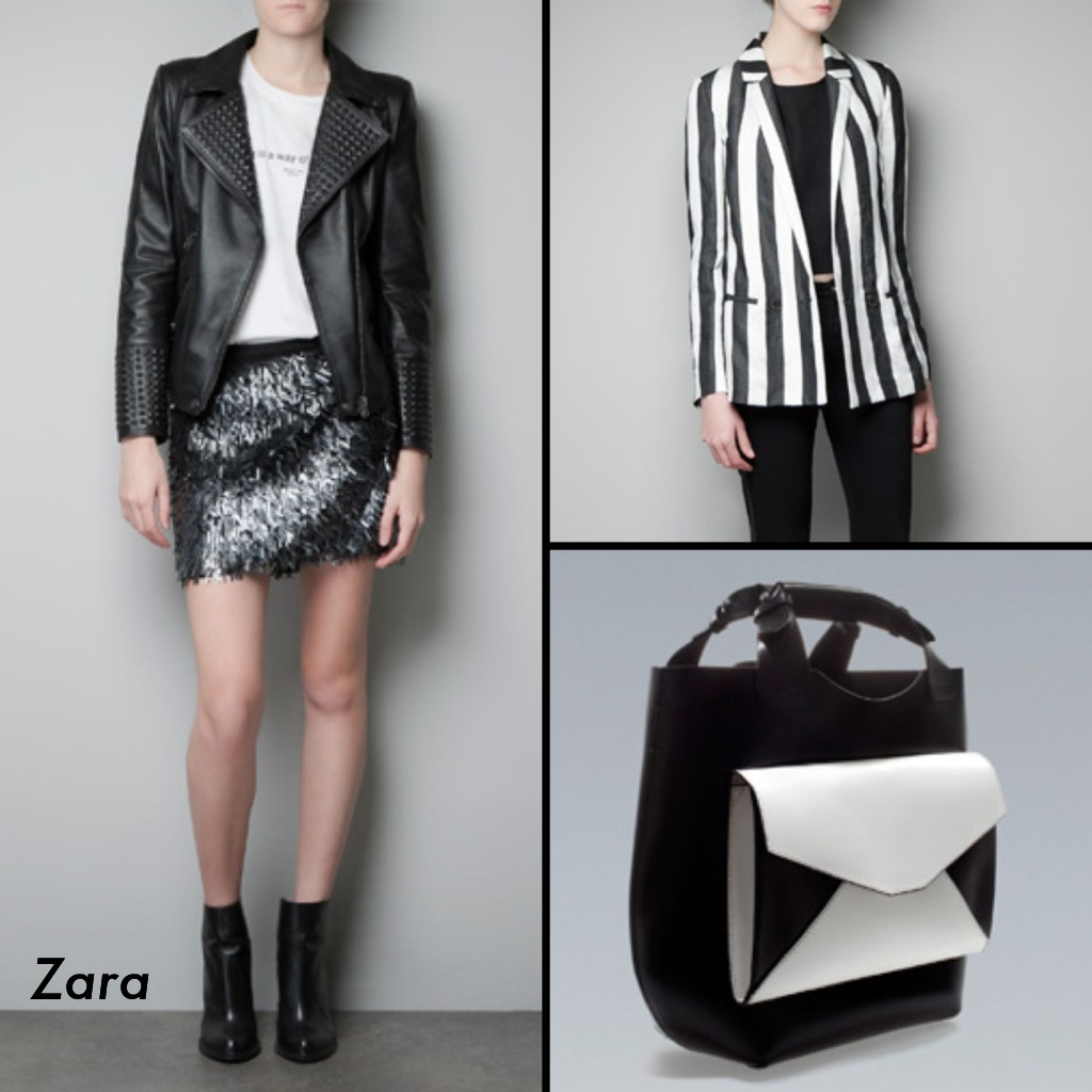 The new collection of Zara This week!