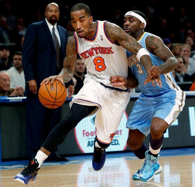 JR Smith vs Ty Lawson