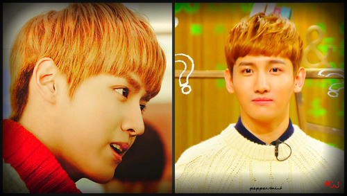 Look-a-like? Twins? Who is Who? New Haircut Kris :D Baby Changmin Cute!! ♥ ♥ ♥