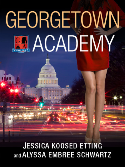 Georgetown Academy Book Four Cover Reveal! When the vice president resigns and Ellie and Taryn's parents emerge as the frontrunners, the girls find themselves back in the spotlight. Ellie could not care less about becoming the Second Daughter, but she knows how much the opportunity to make history means to her mother – and women everywhere. With her family taking center stage, Ellie must decide whether she can put her feelings for Gabe on hold - again. Taryn, so used to captivating the hearts and minds of everyone she meets, is unbothered by the increased media scrutiny. But an inopportune screw-up has her beholden to an unlikely – and unfriendly – source for help.   Overnight, Evan has skyrocketed from social pariah to Miss Popular. As she and her reluctant parents adjust to her new lifestyle, the last thing she needs is a front-page scandal. Brinley can't stop thinking about her Stowe-bound hook-up…until her father's intern, Patrick, starts flirting. Is it time to abandon her fling now that she has a more appropriate suitor? With the second highest office in the land up for grabs, everyone is picking sides. But where does the heart lie when duty, truth, and love collide? Enter to Win Some SWEET Prizes from Coliloquy HERE including: (1) $50 Amazon gift card,  (2) $25 Amazon gift cards and  (4) bundle sets of Georgetown Academy Ebooks 1, 2, 3 & 4.  The winners will be selected on June 11th (which is the official release day!!)
