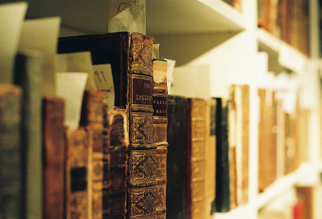 | ♕ |  Antique books at Rooke Books  | by © thom♥