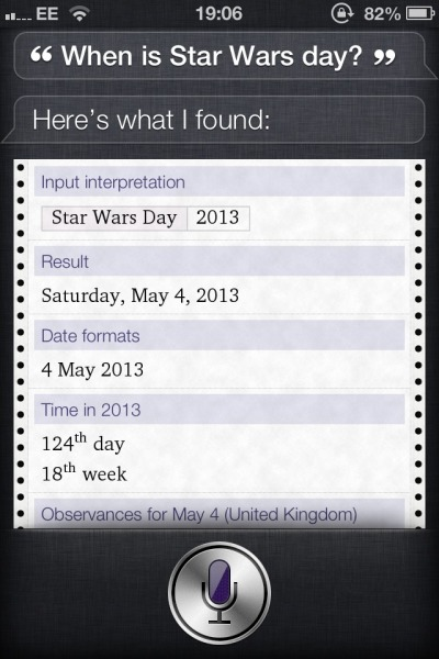 awesomeelizabeth:  Siri you are amazing.