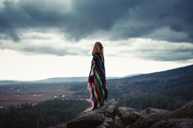When the Earth Stood Still by Elizabeth Gadd on Flickr.