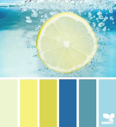 cajunmama:  (via Design Seeds® | for all who ❤ color | refreshing hues)  very cool color scheme.