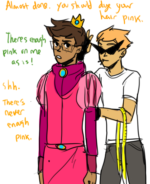 jakeebubbles:  an AU where boyfriends do couple cosplays except jake usually has no idea what theyre cosplaying
