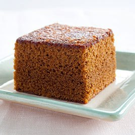 Our Classic Gingerbread Cake has a surprising liquid ingredient that added rich, flavorful depth. Can you guess what it is?