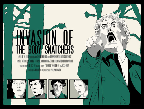 Invasion of the Body Snatchers by Linda Hordijk