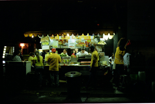 la poesia amarilla on Flickr.noche buena Caracas  analogue@FiverWeed twitter | flickr | tumblr | blogger | facebook
