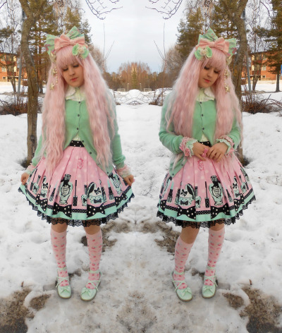 Me in Fantastic Dolly <3 ~~