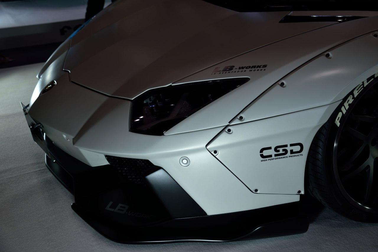 Lamborghini Decals