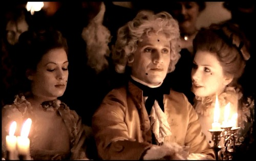 steven berkoff in stanley kubrick's 'barry lyndon.'