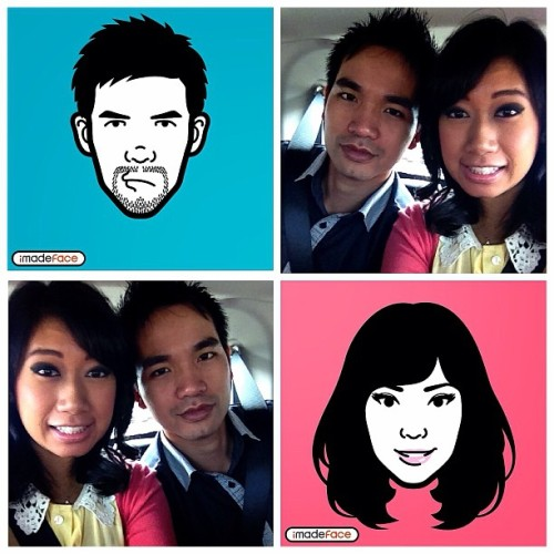 Remake!😁💏 #imadeface #cartoon #awesomeapp #boyfriend #me #everybodysdoingit