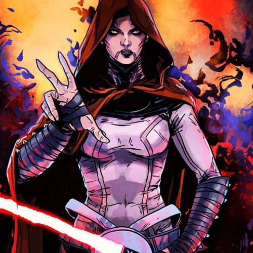 #AsajjVentress #StarWars
