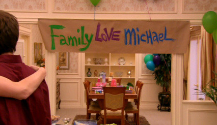 thebluthcompany:  Bluth Family Love Banners.