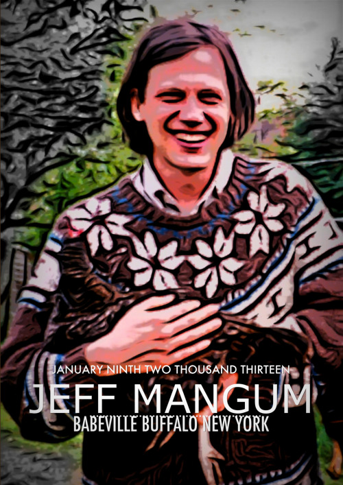 Jeff Mangum 1/9/13 Buffalo New York