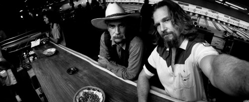 darkerangels:  The Dude Abides Photo by Jeff Bridges.