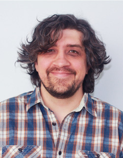 Craig McCracken, creator of The Powerpuff Girls.Born March 31, 1971