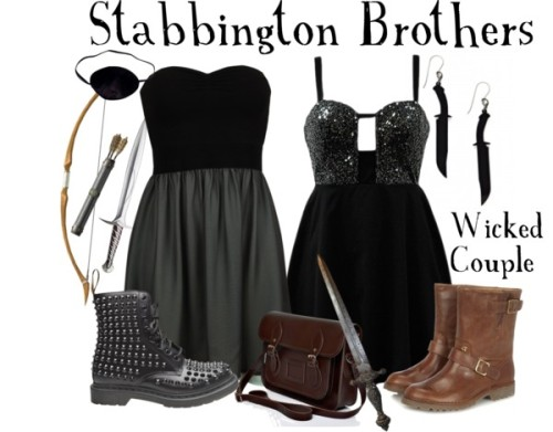Stabbington Brothers by everythingisdisney Buy it here!