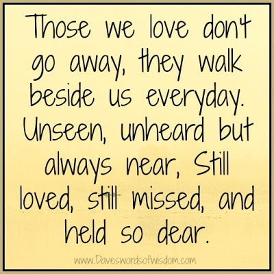Missing A Lost Loved One Quotes ~ By Jakob Dylan