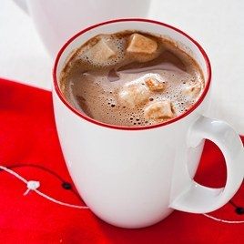 Happy National Cocoa Day! We're inspired to celebrate by making a big mug of our Rich and Creamy Hot Chocolate tonight.