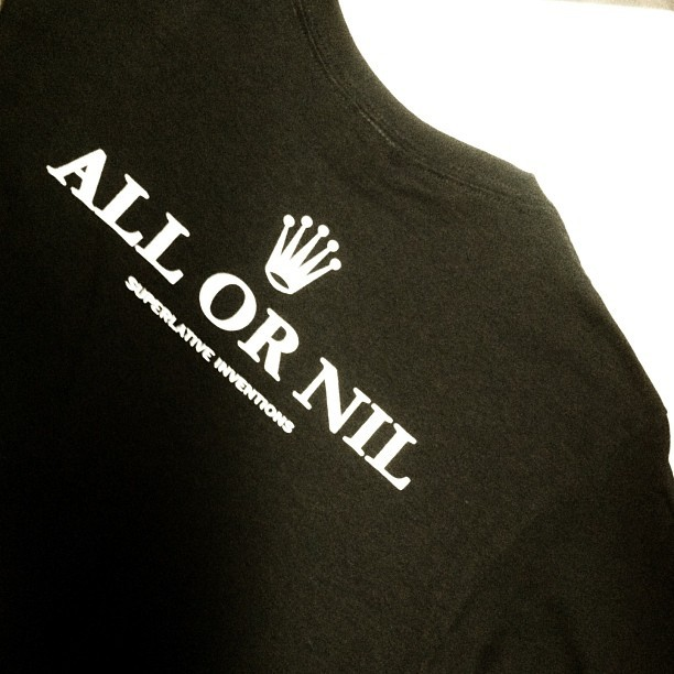allornil:  All or Nil - SS2013 coming soon…
