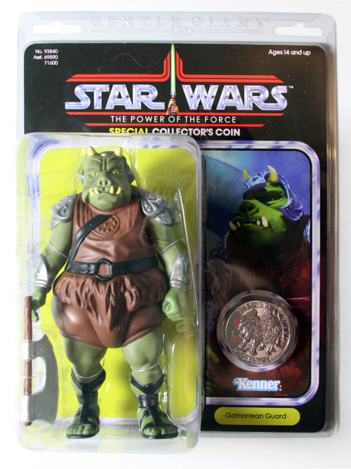 Jumbo Vintage Gamorrean Guard by Gentle Giant Collectibles. Via MattAndKristy (Flickr).