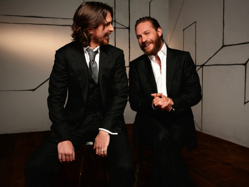 Christian Bale & Tom Hardy #02  Excellent take.