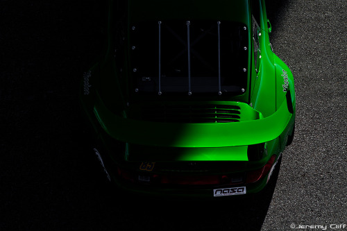 Porsche 911 RSR Image by Jeremy Cliff