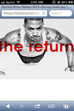 #derrickRose #bulls #thereturn